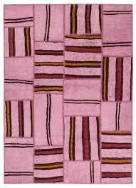 Pink Rug The Orient Bazaar