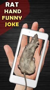 فأر اليد مضحك نكتة Android لعبة Apk Ru Iappsandigames