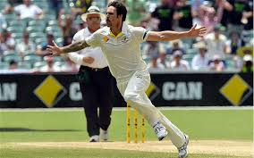 The Ashes 2013-14: One brutal Mitchell Johnson over sums up his excellence  and England's inadequacy