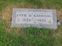 Effie Davis Garrison (1888-1950) - Find A Grave Memorial