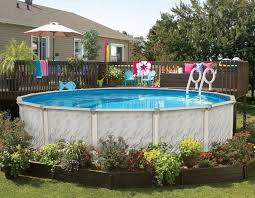 above ground pools ideas pool design