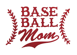 Amazon Com Custom Baseball Mom Vinyl Decal Baseball Bumper Sticker For Tumblers Laptops Car Windows Personalized Base Ball Gift Handmade