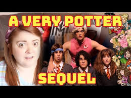 I WATCHED A VERY POTTER SEQUEL FOR THE FIRST TIME! - YouTube