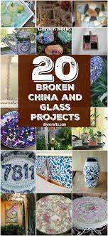 ideas and projects for broken china