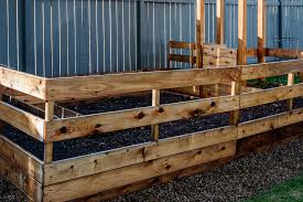 How To Build Your Own Enclosed Raised Garden Bed Making It In The Mountains