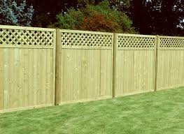 Kdm Tongue Groove Lattice Top Panels In 2020 Fence With Lattice Top Fence Panels Backyard Privacy