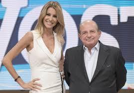 Giancarlo Magalli va a processo per aver diffamato Adriana Volpe ...