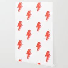 lightning wallpaper for any decor style