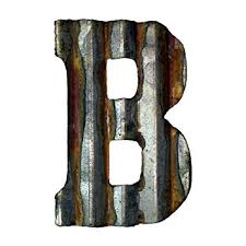 rusty galvanized corrugated metal