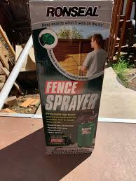 Ronseal 5litre Fence Sprayer In Crawley West Sussex Gumtree
