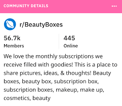 subscription bo reddit which