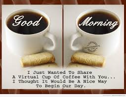 Good Morning Coffee Quotes For Facebook. QuotesGram