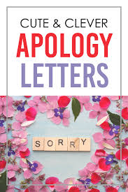 clever ways to say i m sorry from the dating divas