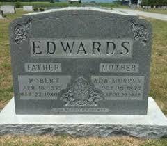 Ada Murphy Edwards (1877-1942) - Find A Grave Memorial
