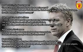 united on quote from sir alex ferguson david