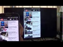 screen mirroring on samsung galaxy s4