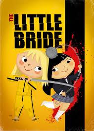 The Little Bride 5x7 POSTCARD | Etsy