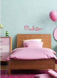 Wall Name Decal Sticker Great For Kids Room 12x36