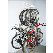 bike rack wall mount indoor monkey bar