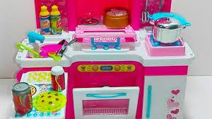 العاب بنات لعبه المطبخ وشكل جديد من ا المطباخ وادوات الطبخ