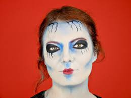 zombie makeup look amazingy