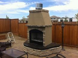 outdoor fireplace design gilligans
