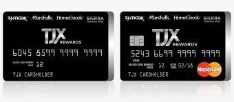 tjma credit card pay bill tjx