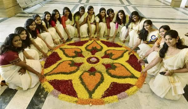 Image result for onam celebration