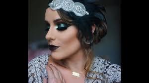 1920 s flapper makeup you