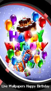 خلفيات حية عيد ميلاد سعيد For Android Apk Download