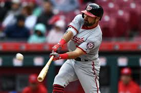 Nationals reinstate Adam Eaton - Curly W Live