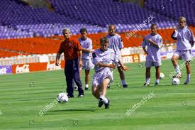 England Football Training Session ...