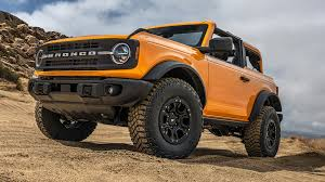 2021 Ford Bronco Sasquatch Package Explained Yes You Can Get 35 Inch Tires On The Base Bronco