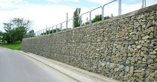 Gabion Wall Basket Fence What They Are Benefits Of Using Them