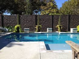 Fence Fencing Privacy Fence Around Swimming Pools Lovemyfence Swimming Pools Building A Fence Pool