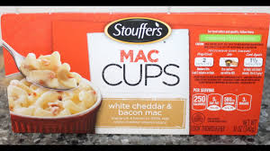 white cheddar bacon mac food review