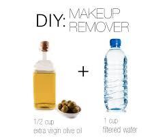 diy makeup remover using 2 ings