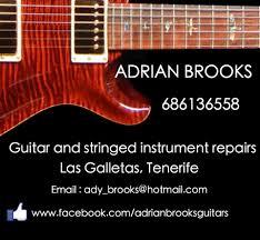 Adrian Brooks Guitar Repairs - Home | Facebook