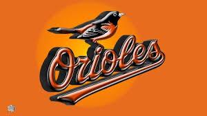 baltimore orioles 3d logo baseball