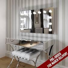 nicole hollywood mirror wall mounted xl