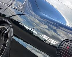 Ss Chevy Decal Etsy