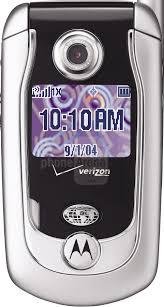 Motorola A840 Size - Real life ...