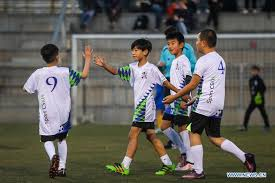Sport CSKH links Chinese young football players with Spanish ...