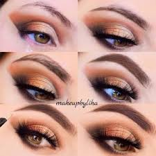 21 cool makeup looks for hazel eyes and
