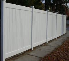 Pvc Fencing And Pvc Gate