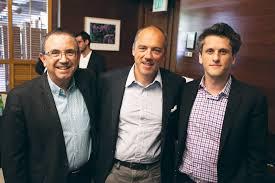 Orange Silicon Vallery - Georges Nahon, Stephane Richard, Aaron Levie -  Orange Silicon Valley