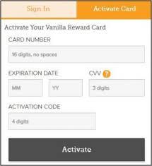 vanilla mastercard visa card