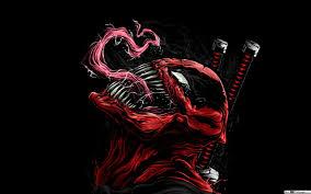 deadpool venom hd wallpaper