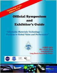 sampe 2002 symposium exhibition