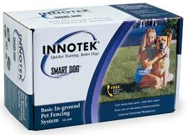 Basic In Ground Pet Fencing System By Innotek 144 99 Is The Fast Easy Way To Keep Your Dog Home And Safe The Basic Pet Fence Online Pet Supplies Smart Dog